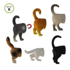 Cat butt magnets😺🐾